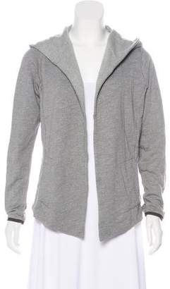 The North Face Hooded Athletic Jacket