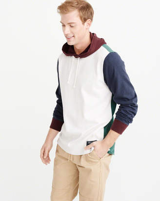 Abercrombie & Fitch Rugby Hoodie