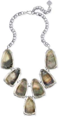 Kendra Scott Harlow Statement Necklace in Silver