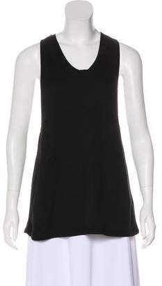 Alexander Wang Scoop Neck Tank Top