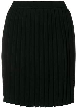 Emporio Armani fitted please skirt