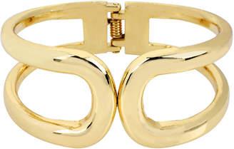 WORTHINGTON Worthington Gold-Tone Cuff Bracelet