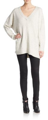 Flossy Knit Sweater $138 thestylecure.com