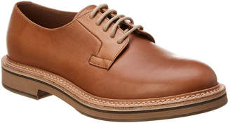 Brunello Cucinelli Leather Oxford