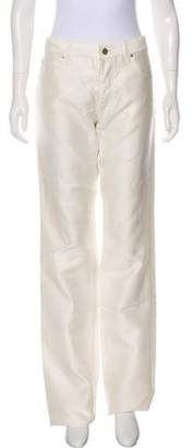 Gucci Mid-Rise Wide-Leg Jeans w/ Tags