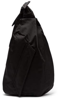 Raf Simons X Eastpak - Sling Nylon One Shoulder Backpack - Womens - Black