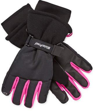 Winter Proof WinterProof Girls Cold Weather Gloves-Big Kid