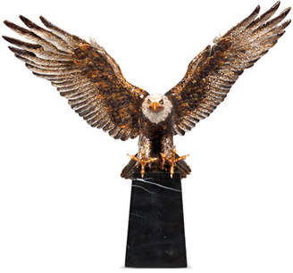 Jay Strongwater Washington Grand Eagle Figurine