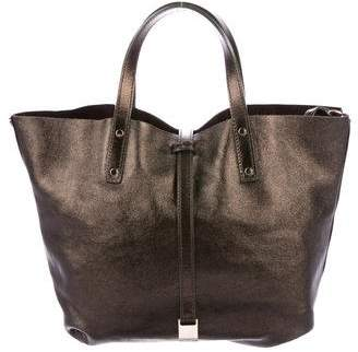 Tiffany & Co. Mini Metallic Reversible Tote