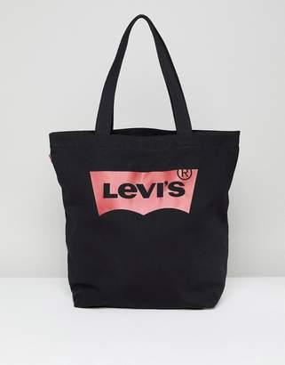 Levi's Levis Batwing Canvas Tote Bag
