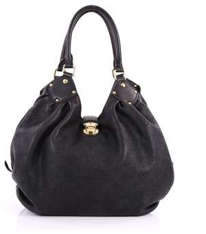 Louis Vuitton Pre-owned: L-hobo Mahina Leather