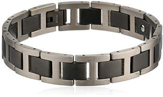 Tateossian Men's Germanium One Size Titanium Bracelet
