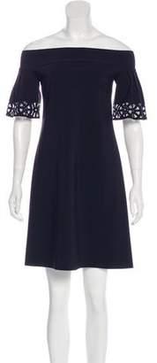 Chiara Boni Short Sleeve Mini Dress