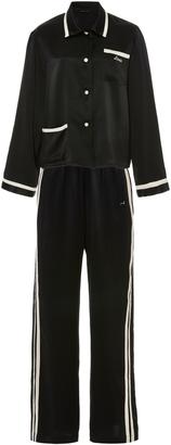 Morgan Lane Silk Charmeuse Pajamas Set