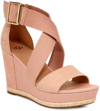UGG Calla Wedge Sandal