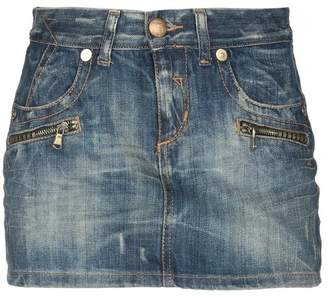 Take-Two Denim skirt