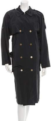 Lanvin Light-Weight Double-Breasted Coat w/ Tags