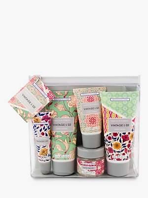Heathcote & Ivory Fabric & Flowers Top to Toe Beauty Gift Set