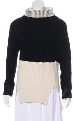 Prabal Gurung Cashmere Turtleneck Sweater