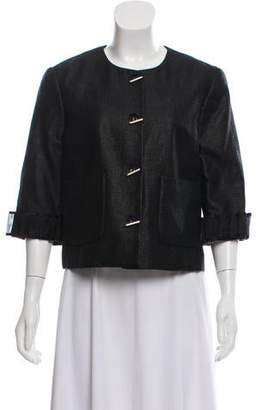 3.1 Phillip Lim Cropped Toggle Jacket w/ Tags