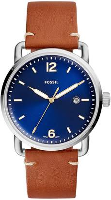 Fossil Men's Watch The Commuter 3h Date Fs5325