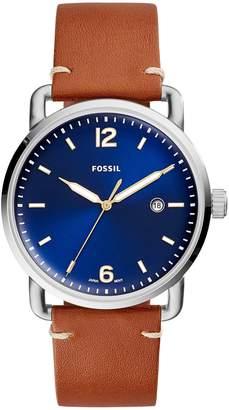 Fossil Men's Watch The Commuter 3h Date Fs5325