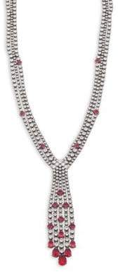 Nadri Crystal Pendant Necklace