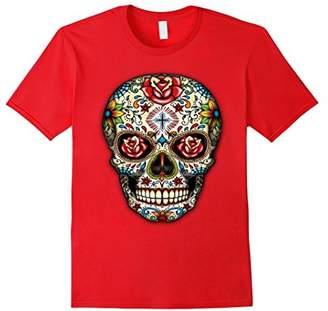 DAY Birger et Mikkelsen Sugar skull shirt of Dead shirt Dia de los Muertos shirt