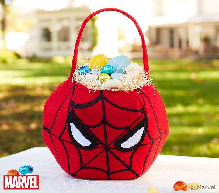Spider-Man Treat Bag