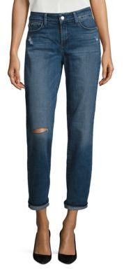 NYDJ Mayfair Slim Fit Jeans $134 thestylecure.com