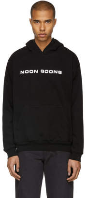 Noon Goons Black Reap What You Sow Hoodie