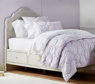 Pottery Barn Kids Juliette Storage Bed & Luxury Firm Mattress