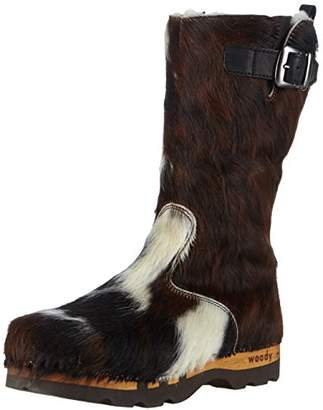 Sandro Woody Mens 9880 Warm Lined Classic Boots Long Length Multicolour Size: 9.5 UK
