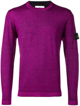 Stone Island loose fitted sweater