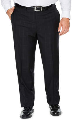 COLLECTION Collection by Michael Strahan Pattern Classic Fit Suit Pants - Big and Tall