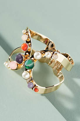 Anton Heunis Playing Marbles Hinged Cuff