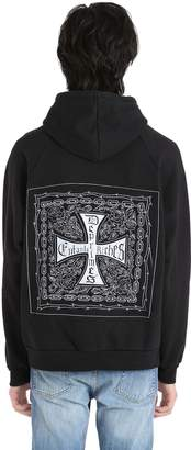 Enfants Riches Deprimes Printed & Embroidered Hooded Sweatshirt