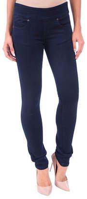 LOLA JEANS Catherine Pull-On Straight Jeans