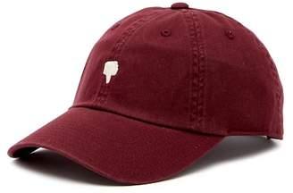 American Needle Thumbs Down Micro Baseball Cap