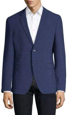 Strellson Wool Suit Jacket