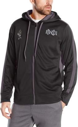 AND 1 Men's Primetime Fleece Full Zip Hooded Sweatshirt