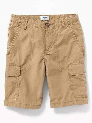 Old Navy Authentic Straight Cargo Shorts for Boys