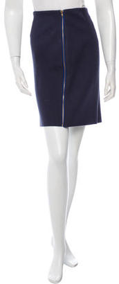 Boy. by Band of Outsiders Knit Pencil Skirt $65 thestylecure.com