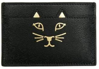 Charlotte Olympia 'Kitty' cardholder