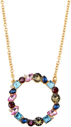 Fragments for Neiman Marcus Multicolor & Mixed-Cut Stone Pendant Necklace