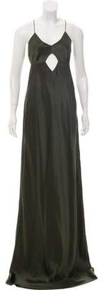Michelle Mason Silk Slip Dress w/ Tags