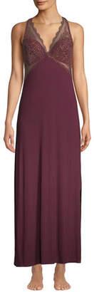 Fleurt Fleur't Modern Elegance Lace-Trim Nightgown