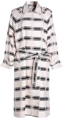 Temperley London Pebble Check Trench