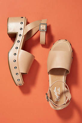 Seychelles Spare Moments Studded Platform Sandals