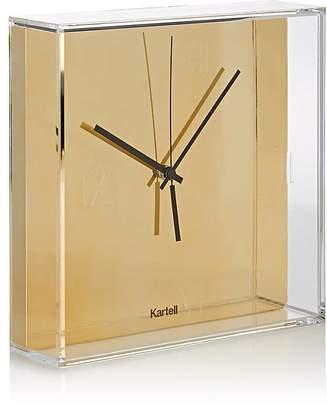 Kartell Tic & Tac Wall Clock